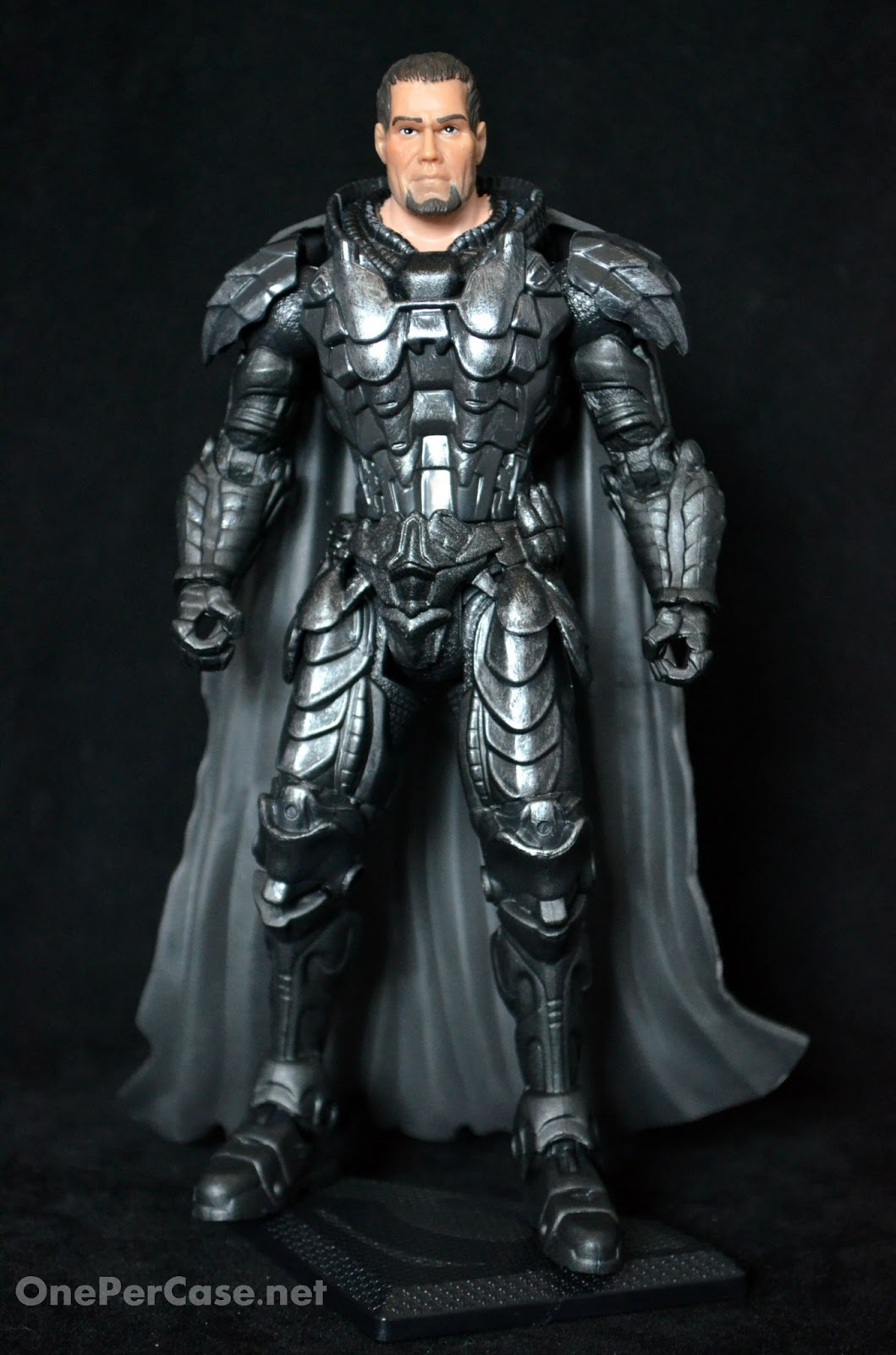 One Per Case: Man of Steel Movie Masters - General Zod ...