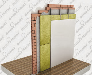 Acoustic and thermal insulation for homes