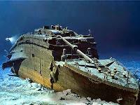 Foto-foto Langka Kapal Titanic Dipamerkan