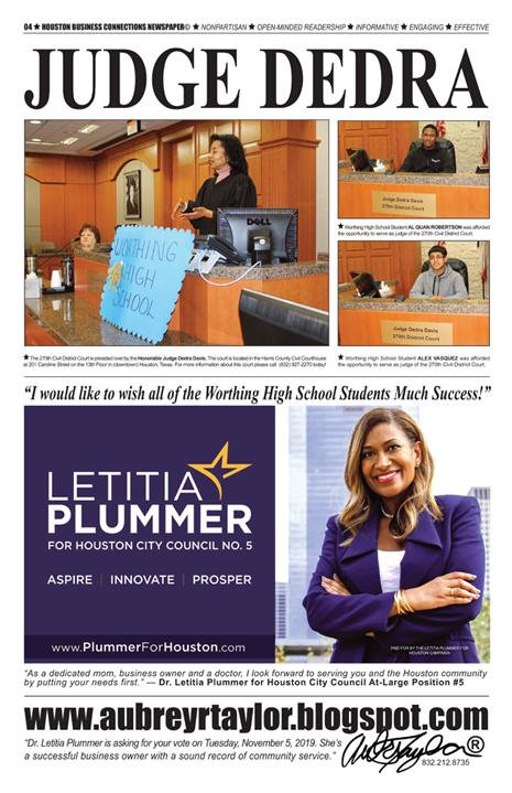 DR LETITIA PLUMMER