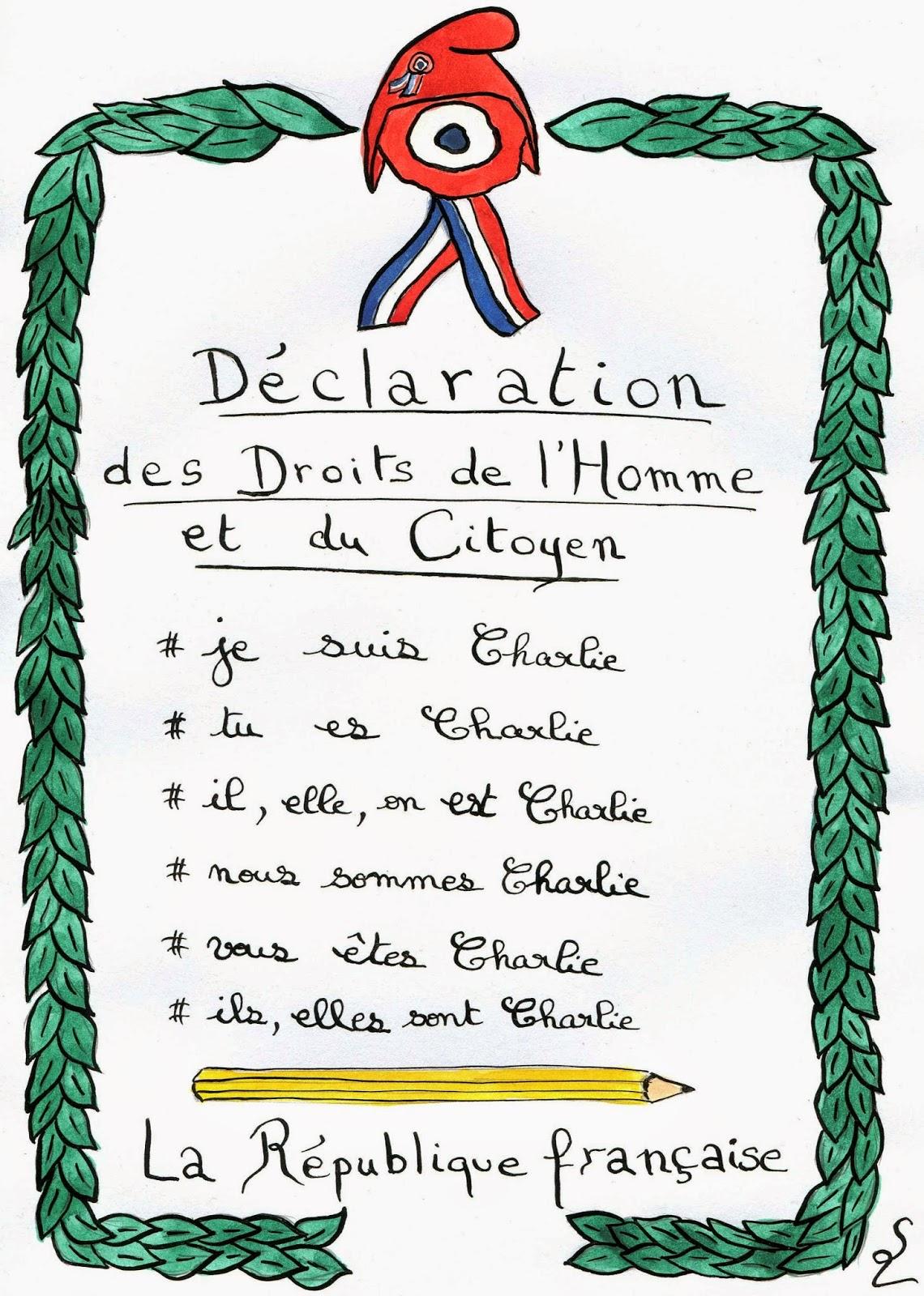 #jesuischarlie #liberté