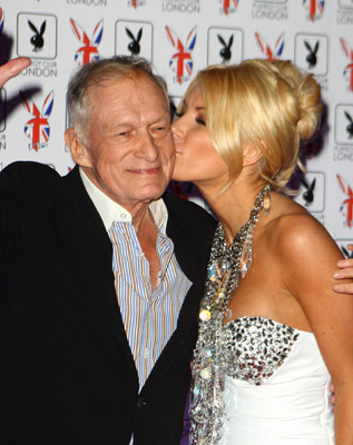 crystal harris playboy photos. Hugh Hefner and Crystal Harris attend the opening of #39;Playboy Club London#39; at Playboy Club on June 4, 2011 in London, England.