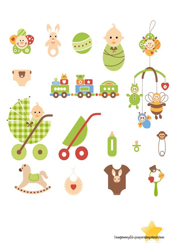 imagenes de baby shower para imprimir