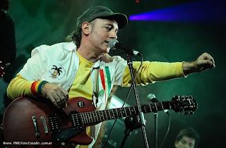 Chala Rasta en vivo, Imágenes Reggae