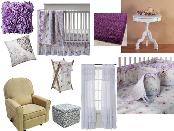 Ideas for Lucy's Nursery