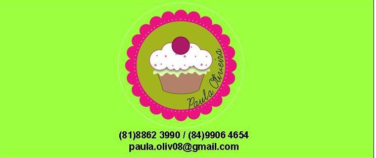Paula Oliveira Bolos e Doces