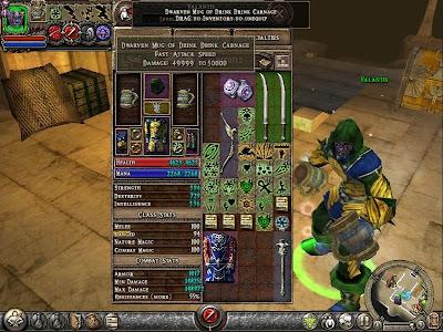 Dungeon Siege II + Broken World (Expansion) Screenshots 1