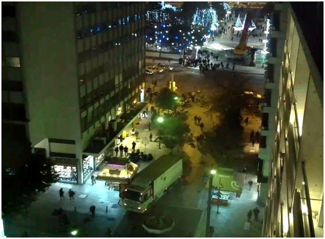 Ζωντανά από την Οδός Ερμού- Πλατεία Συντάγματος