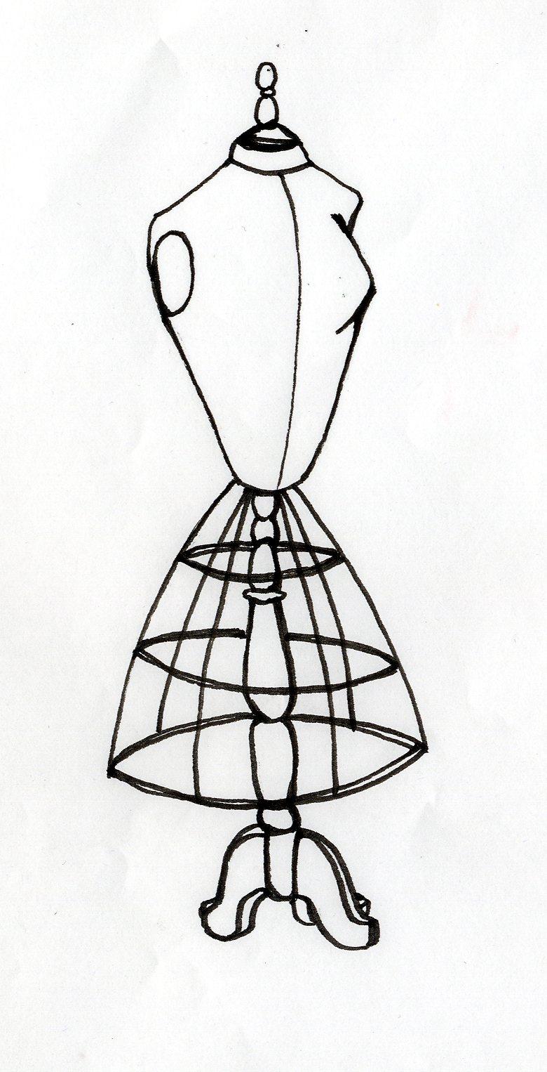 Furniture Line Drawings