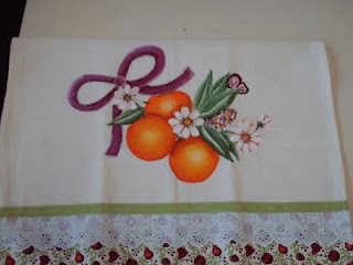 pintura iniciante facil laranja margarida