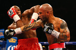 Mayweather vs Cotto Results