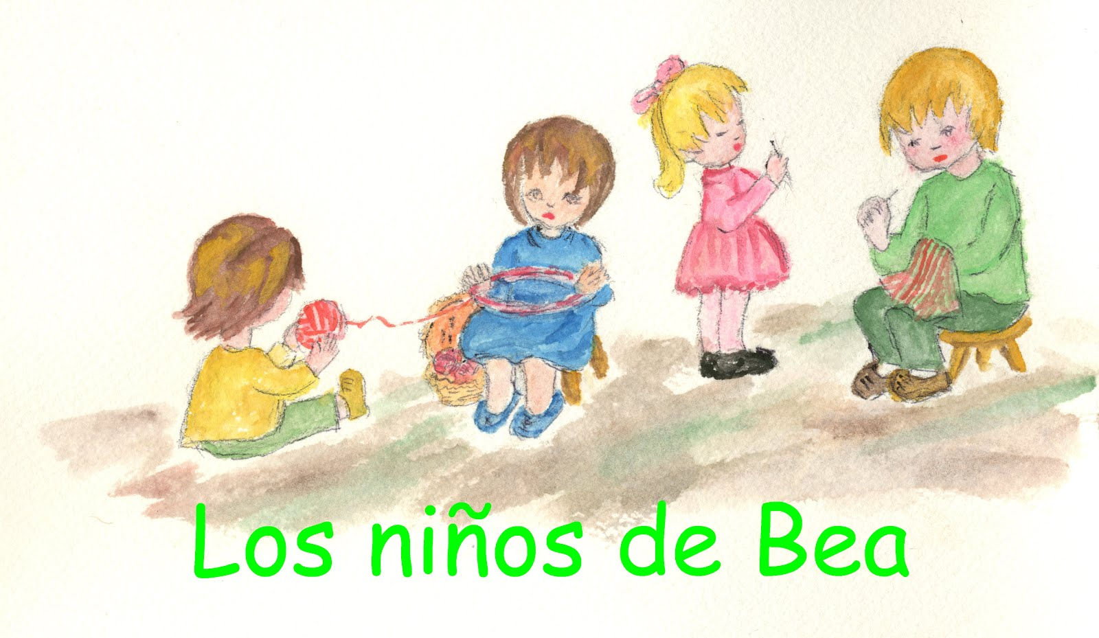 Los niños de Bea