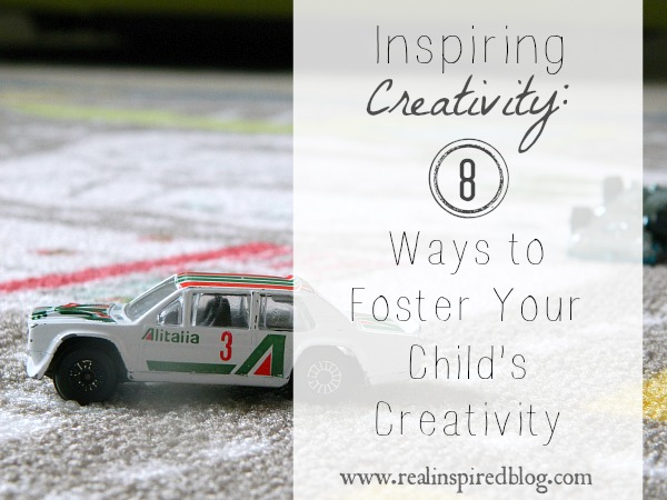 Inspiring Creativity: 8 Ways to Foster Your Child's Creativity
