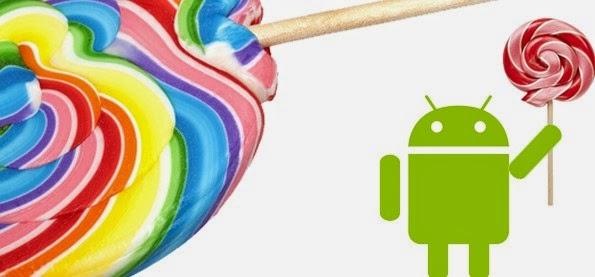 Ini Daftar Smartphone dengan OS Android Lollipop v5.0