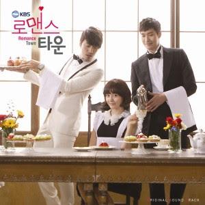 V.A – Romance Town Full OST