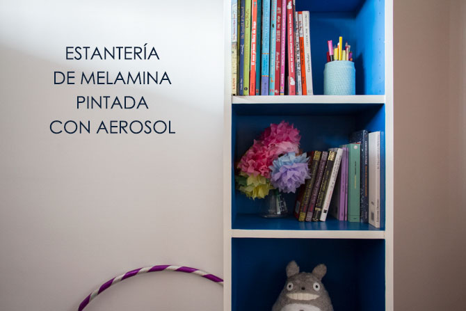 Muebles pintados azul - Pintura para muebles de melamina ...