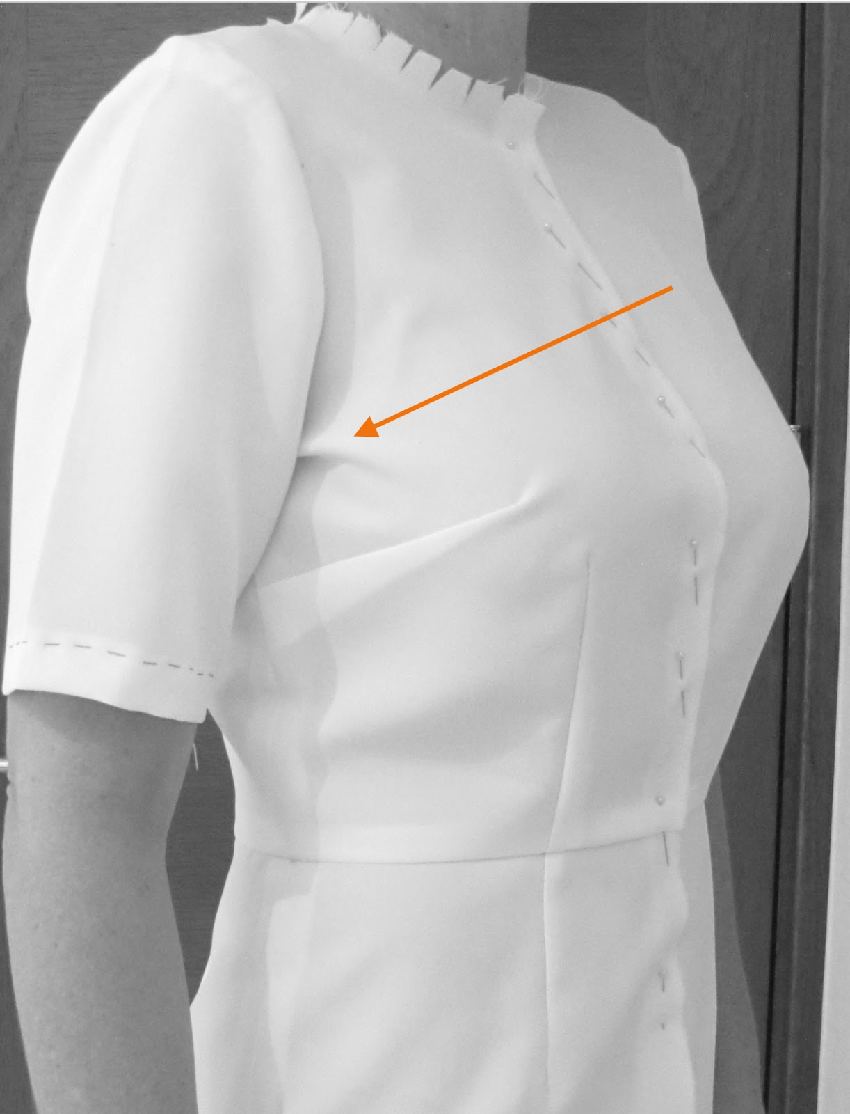 how to know if your armhole