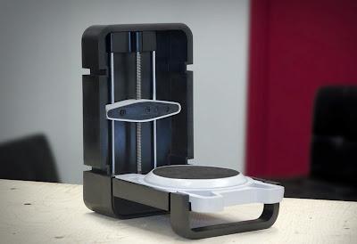 3D scanner, indiegogo