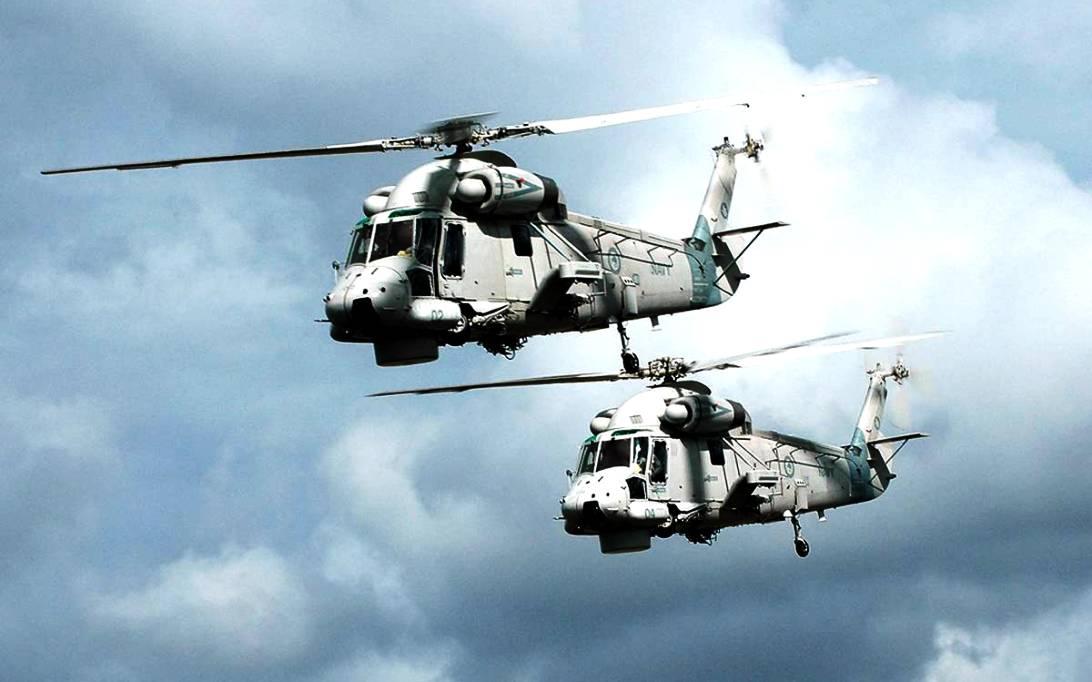 SH-2G Super Seasprite, Helicopter Wallpaper 4