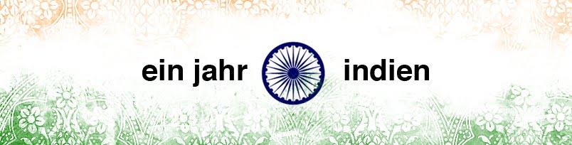 ein jahr indien