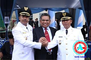 Kemendagri: Jabatan Walikota  dan Wakil Walikota Bima, Sah