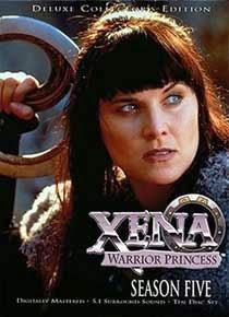 Xena: la princesa guerrera Temporada 5 [Latino]