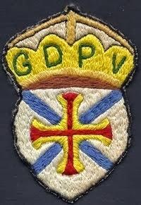 Emblema do GDPV