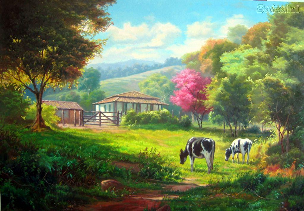 Imagens desenhos pinturas a oleo - Decorarte pinturas ...