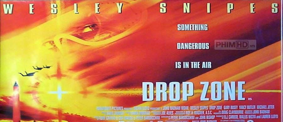 Phim Vùng Trời Tự Do VietSub HD | Drop Zone 1994