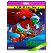 El Grinch (2018) WEB-DL 720p Audio Dual Latino-Ingles