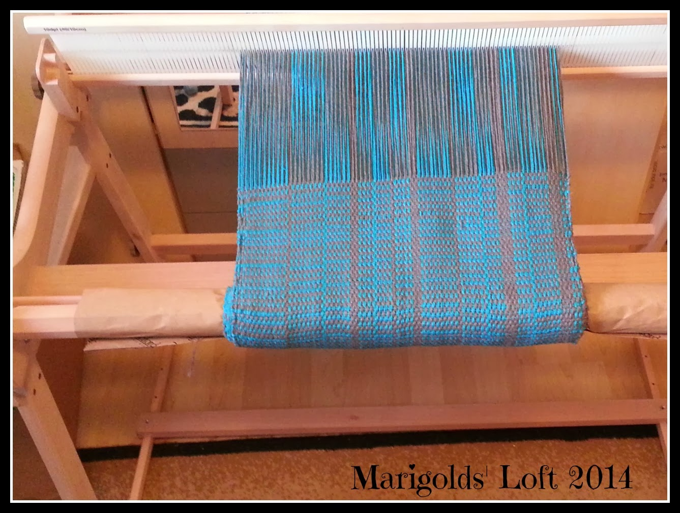 Ashford rigid Heddle