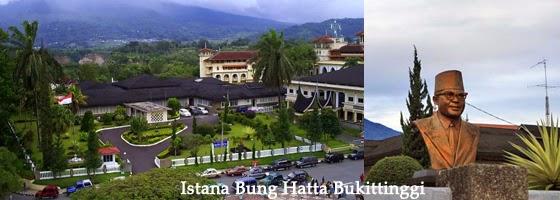 Wisata Edukasi Ke Istana Bung Hatta Bukittinggi