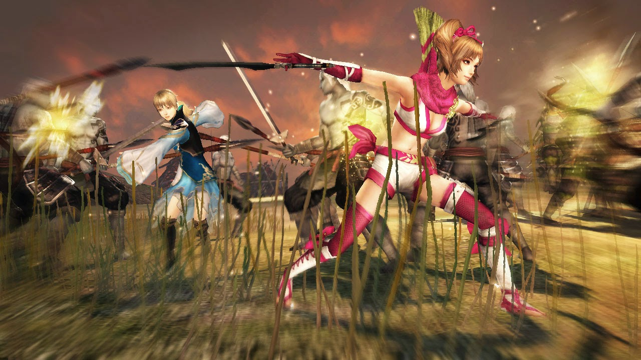 Warriors Orochi 3 Ultimate preview