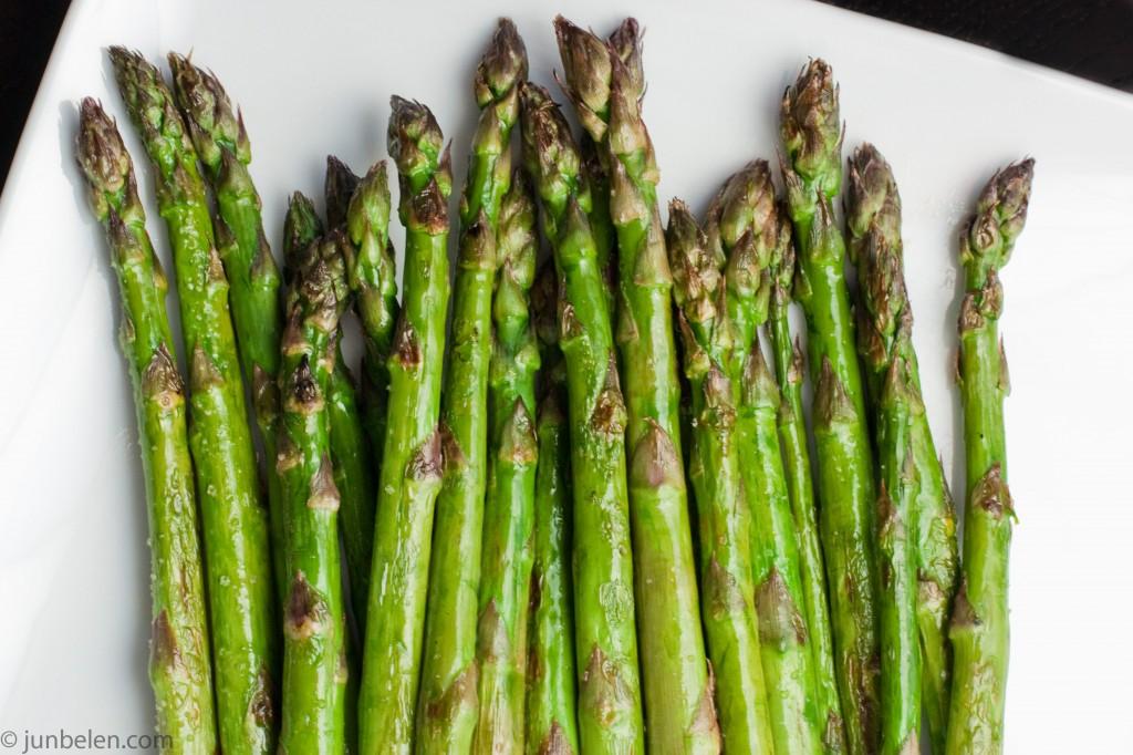 Asparagus Vegetable - Natural Beauty
