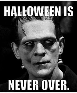 And I Live For Halloween.