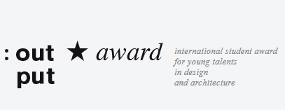 Output International Student Award 2014