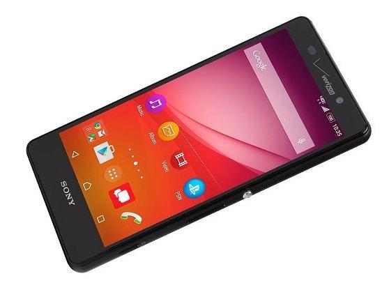 Harga HP Sony Xperia Z4v, Spesifikasi Kamera 20.7 MP