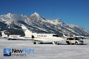 Jackson Hole Private Jet Charter