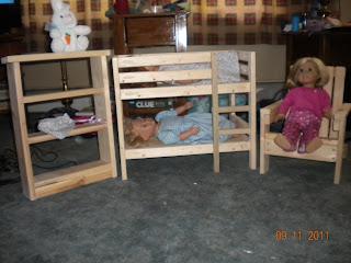18 doll furniture plans