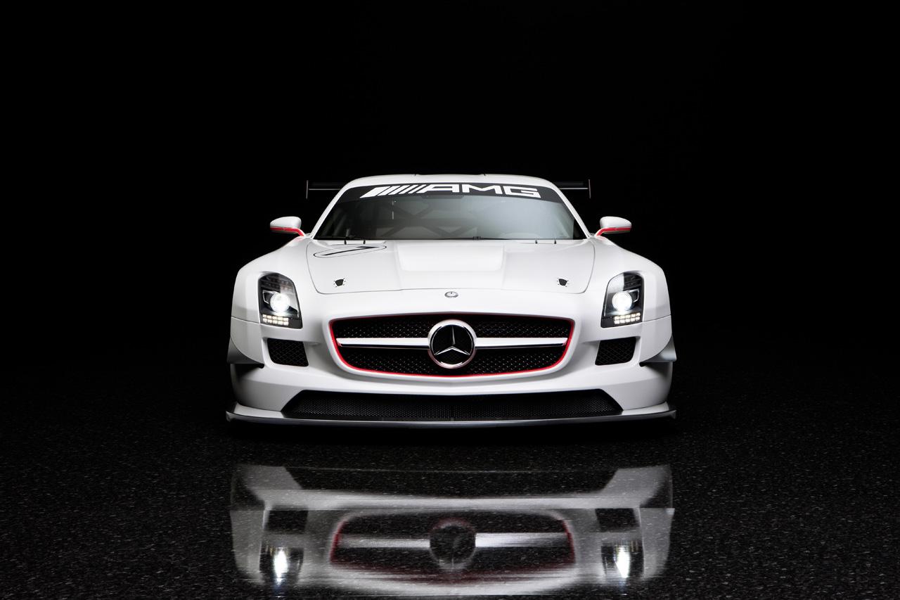 NICE WALLPAPERS: Mercedes-Benz SLS AMG 2012