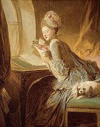 La carta d'amore (1770)