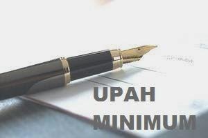 Peraturan Baru Permenakertrans Tentang Upah Minimum