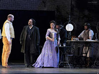 Del 7 al 11 de febrero de 2012 la zarzuela 'Luisa Fernanda' se representará en Sevilla