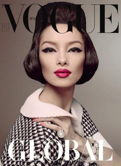 Fei Fei Sun Vogue Italia january 2013