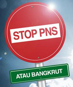 Moratorium CPNS penghentian penerimaan PNS selama  Moratorium PNS 5 Tahun