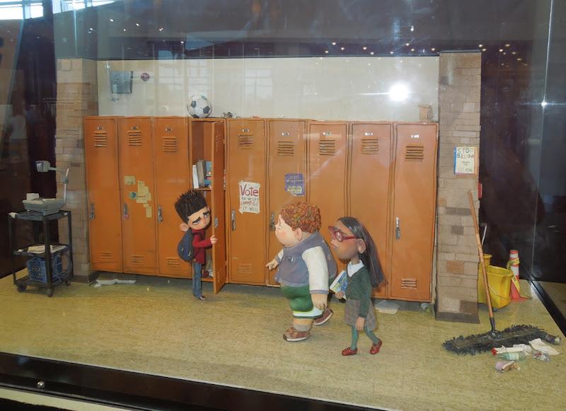 ParaNorman school set