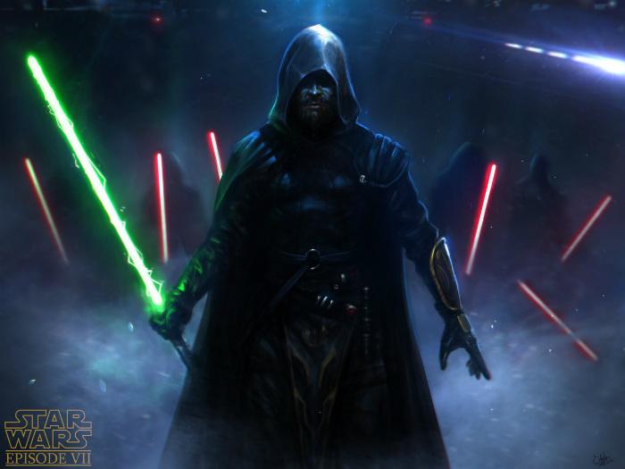 Star wars ep 7 fan art