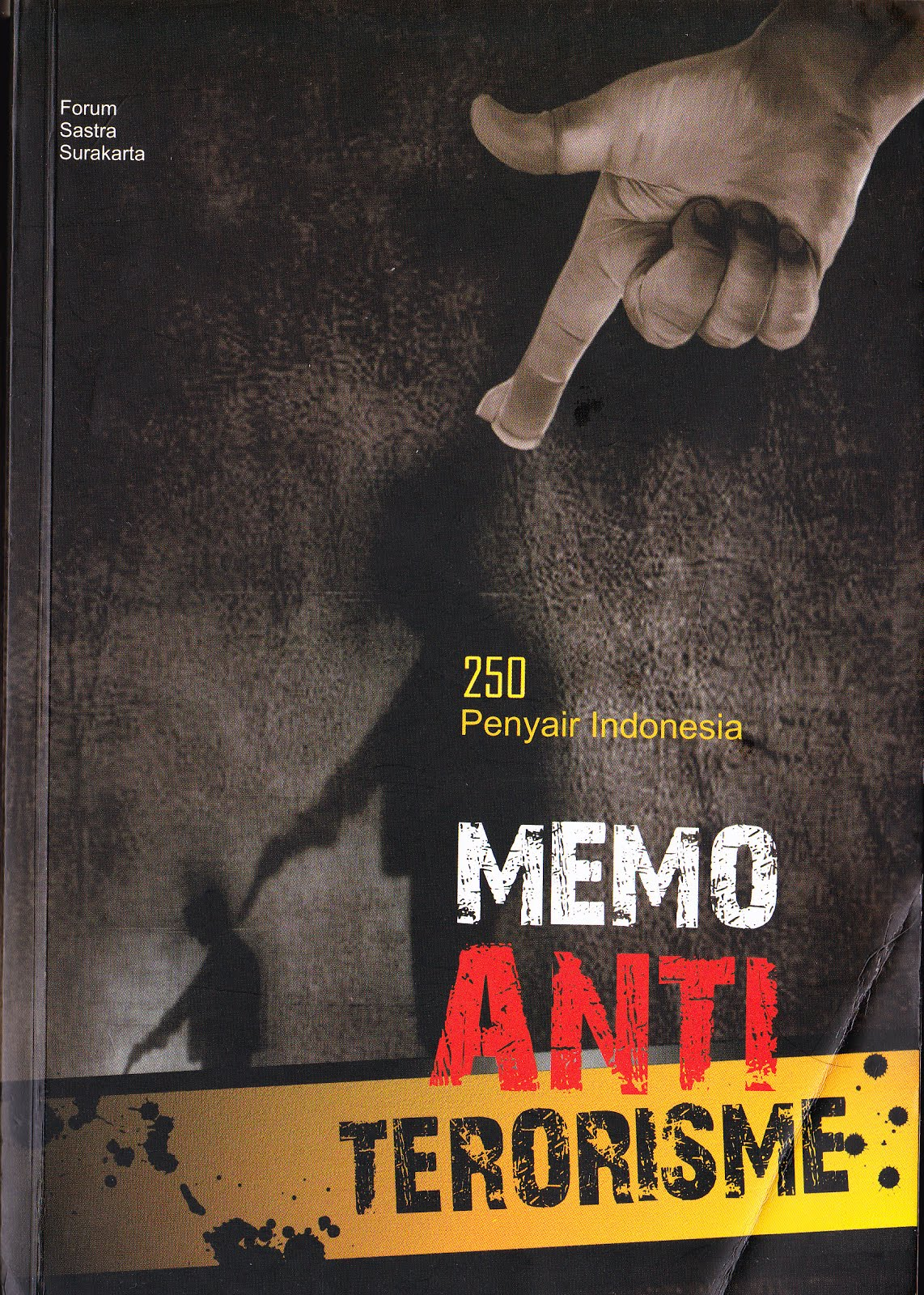 MEMO ANTI TERORISME