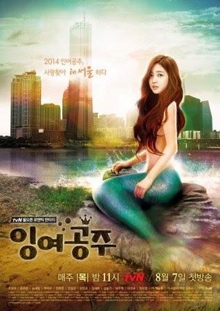 Korean Drama Surplus Princess (The Mermaid) + OST Subtitle Indonesia