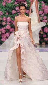 Hochzeitskleider Occasion 2015